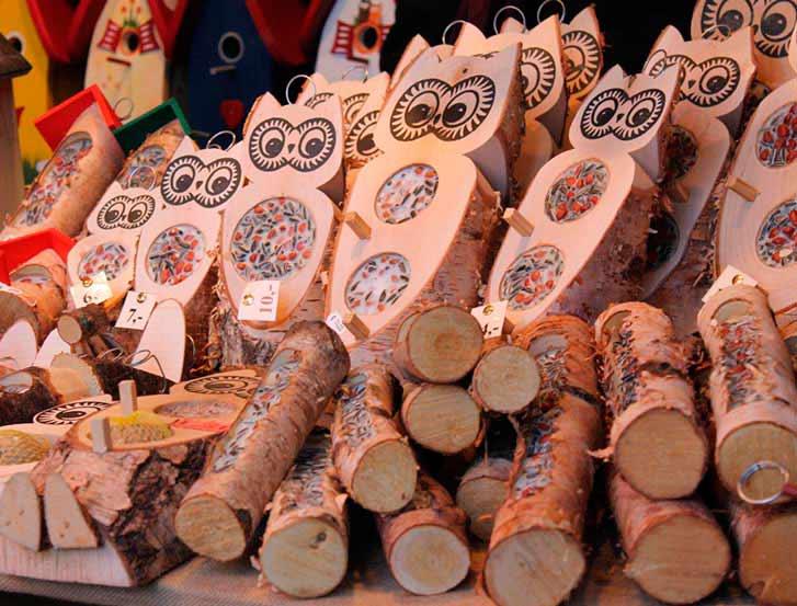 Mercadillo navideño de Münster