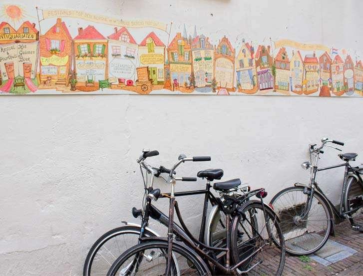 Calles de Deventer