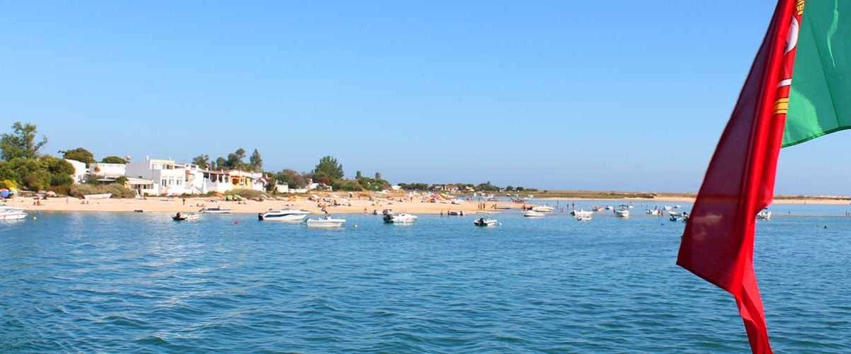 La paradisíaca isla de Armona