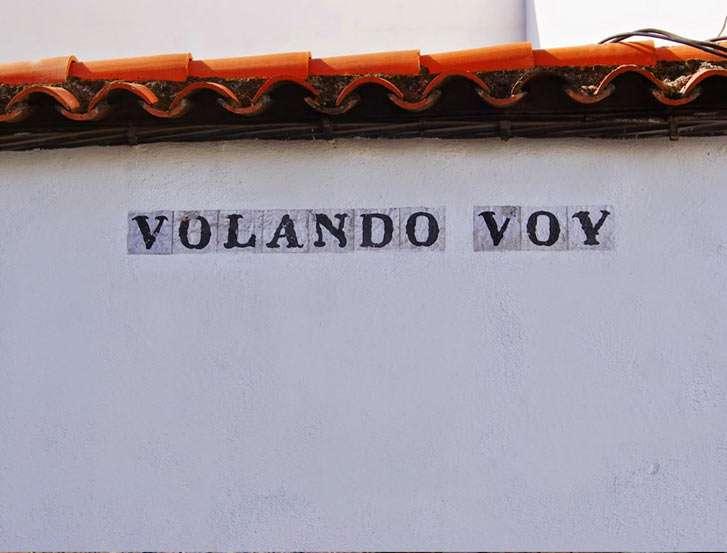 Nombre calle Córdoba