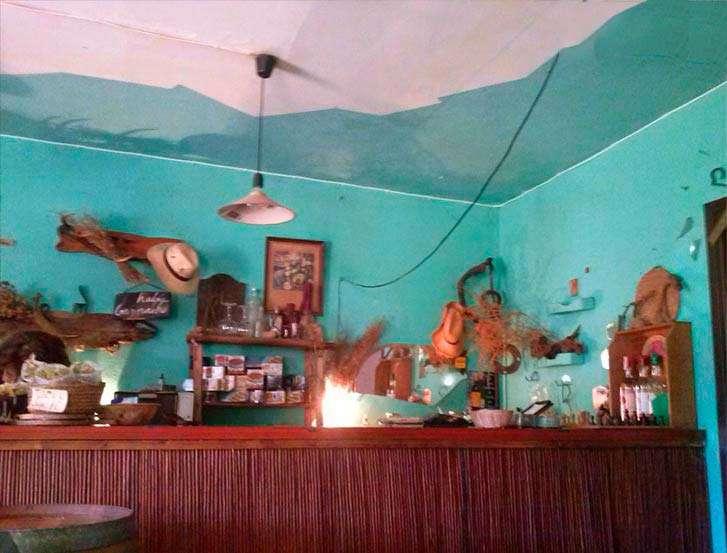 Cantina de Cazalla de la Sierra