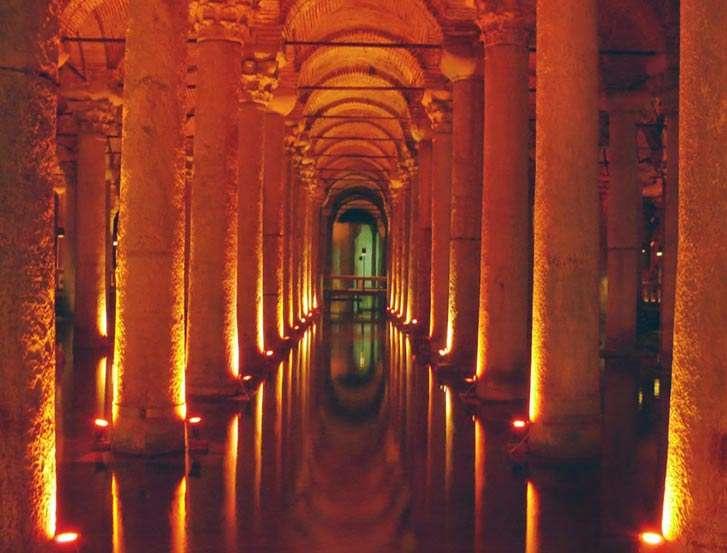 Cisterna de Yerebatán