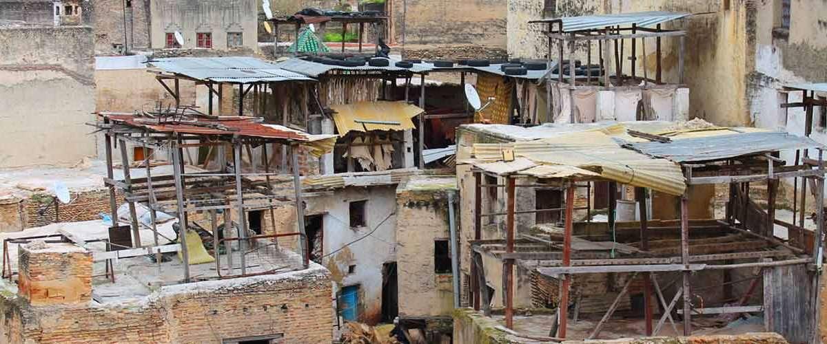 La ciudad imperial de Fez
