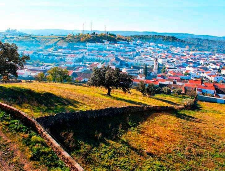 Sierra Norte de Sevilla