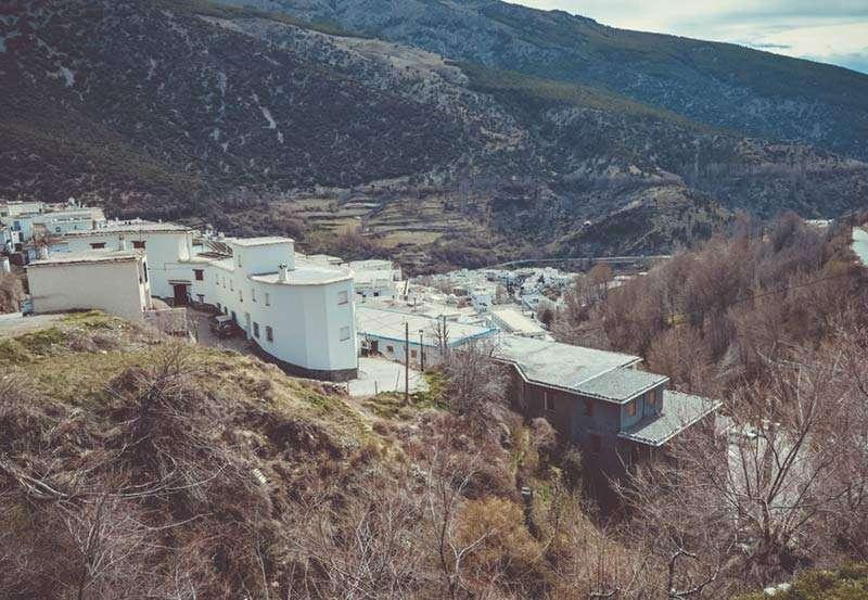 Trevélez Alpujarra Granadina