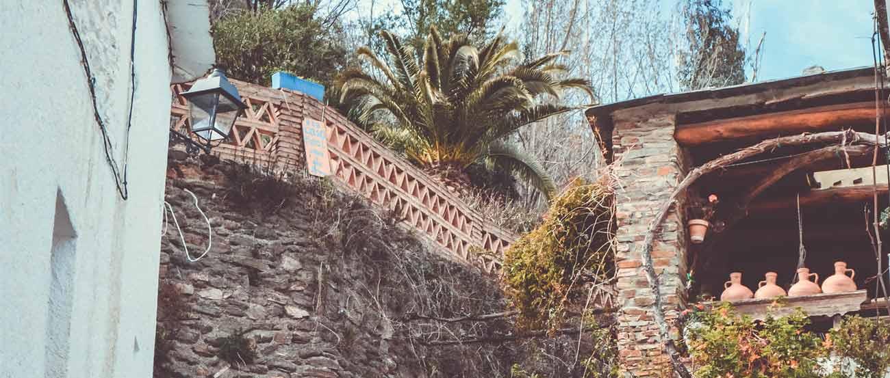 Ferreirola Alpujarra Granada