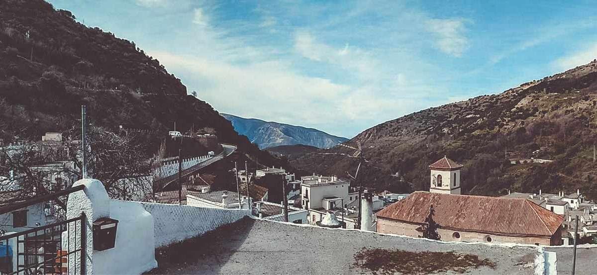 Ruta Alpujarra Granadina: Pampaneira