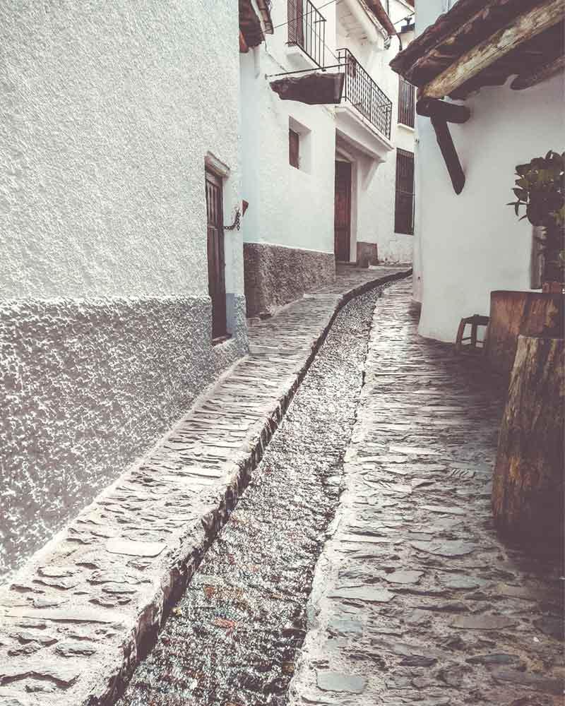 Pampaneira Alpujarra Granadina