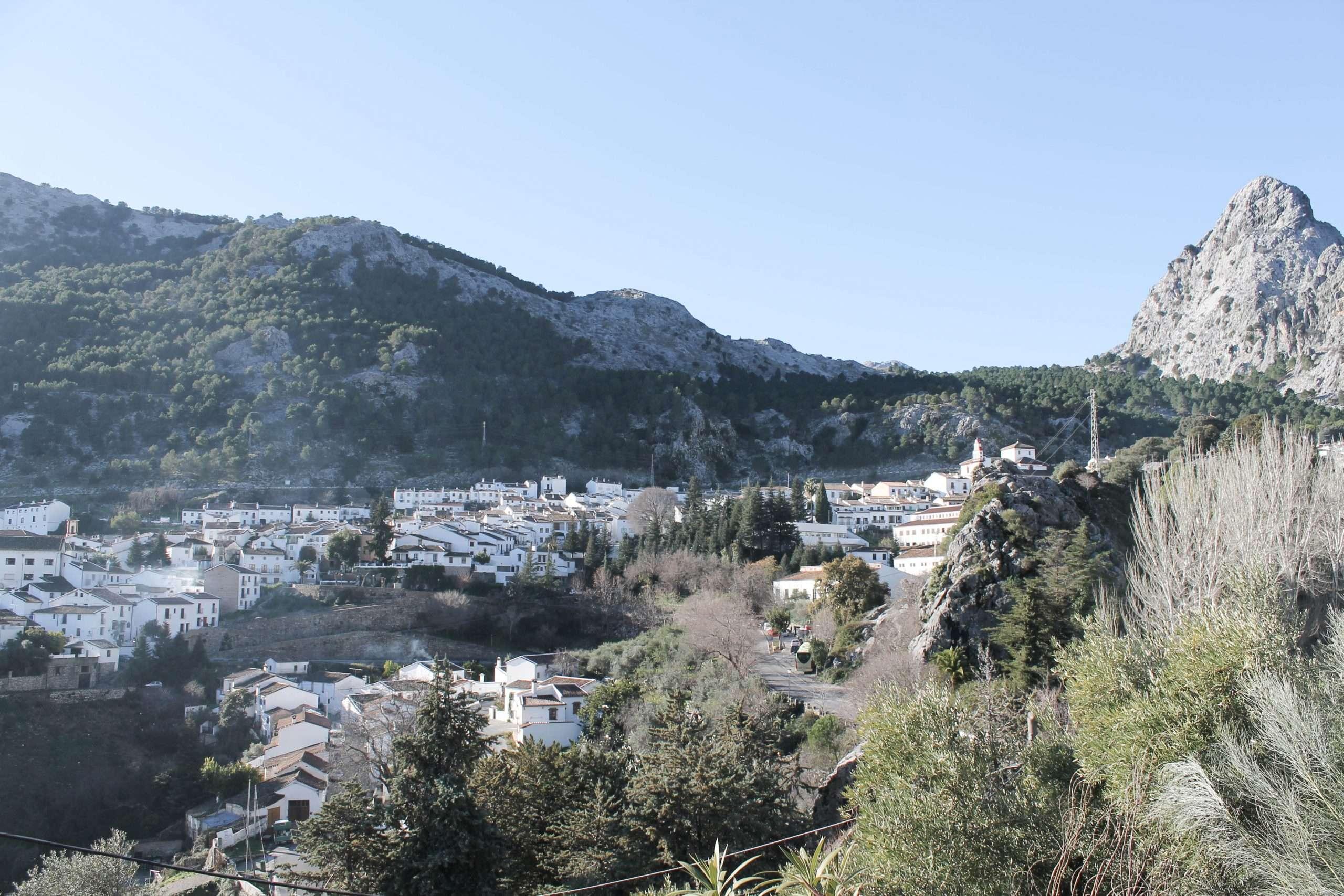 vistas grazalema