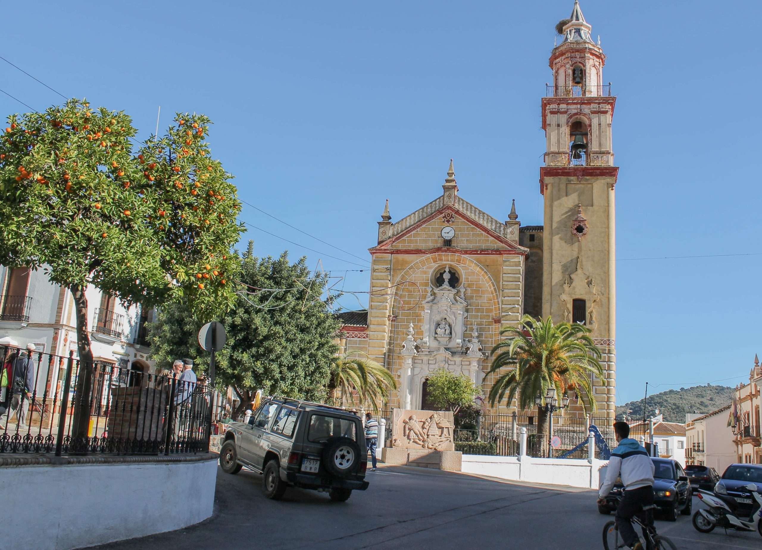 iglesia algodonales