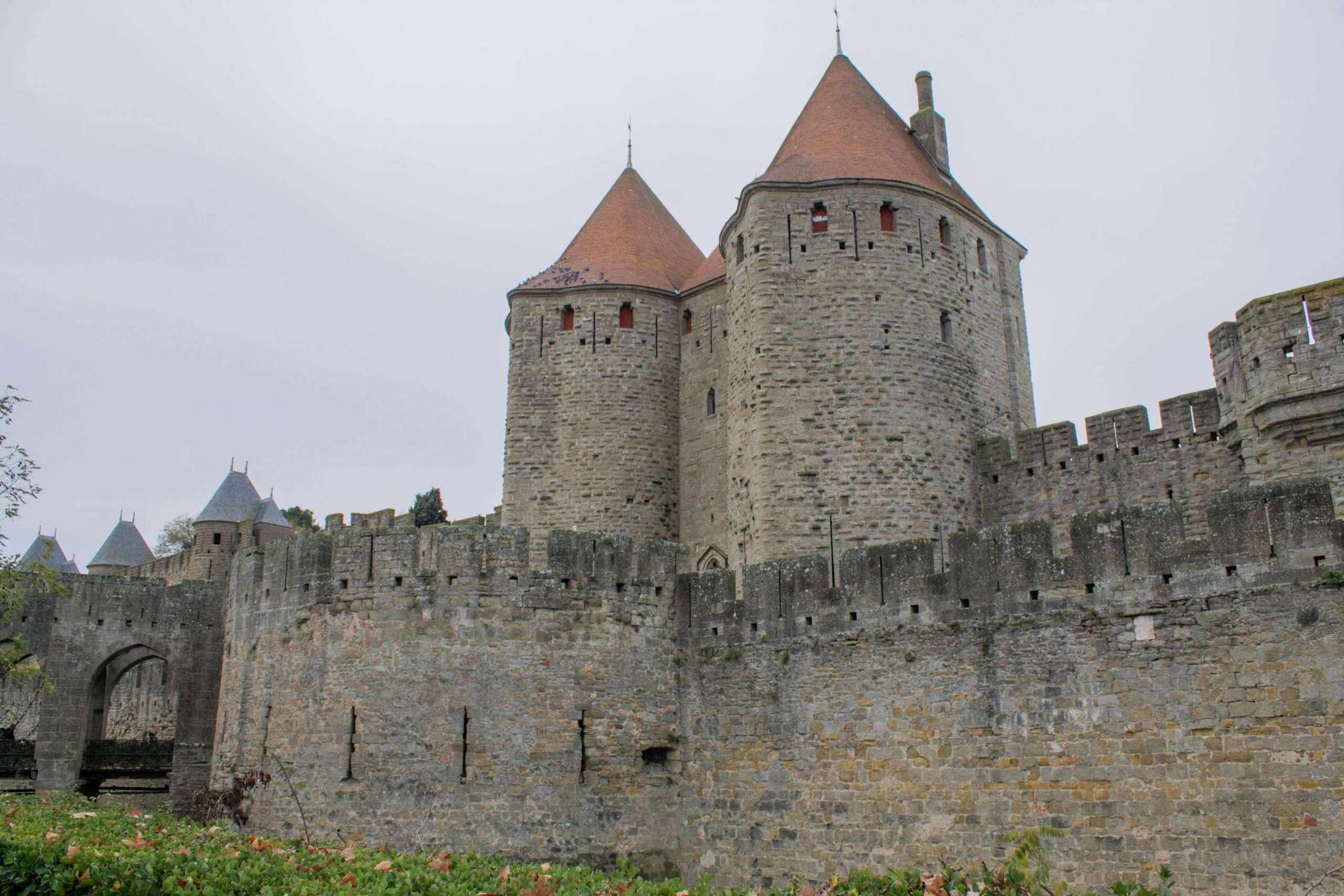 ciudadela carcassonne