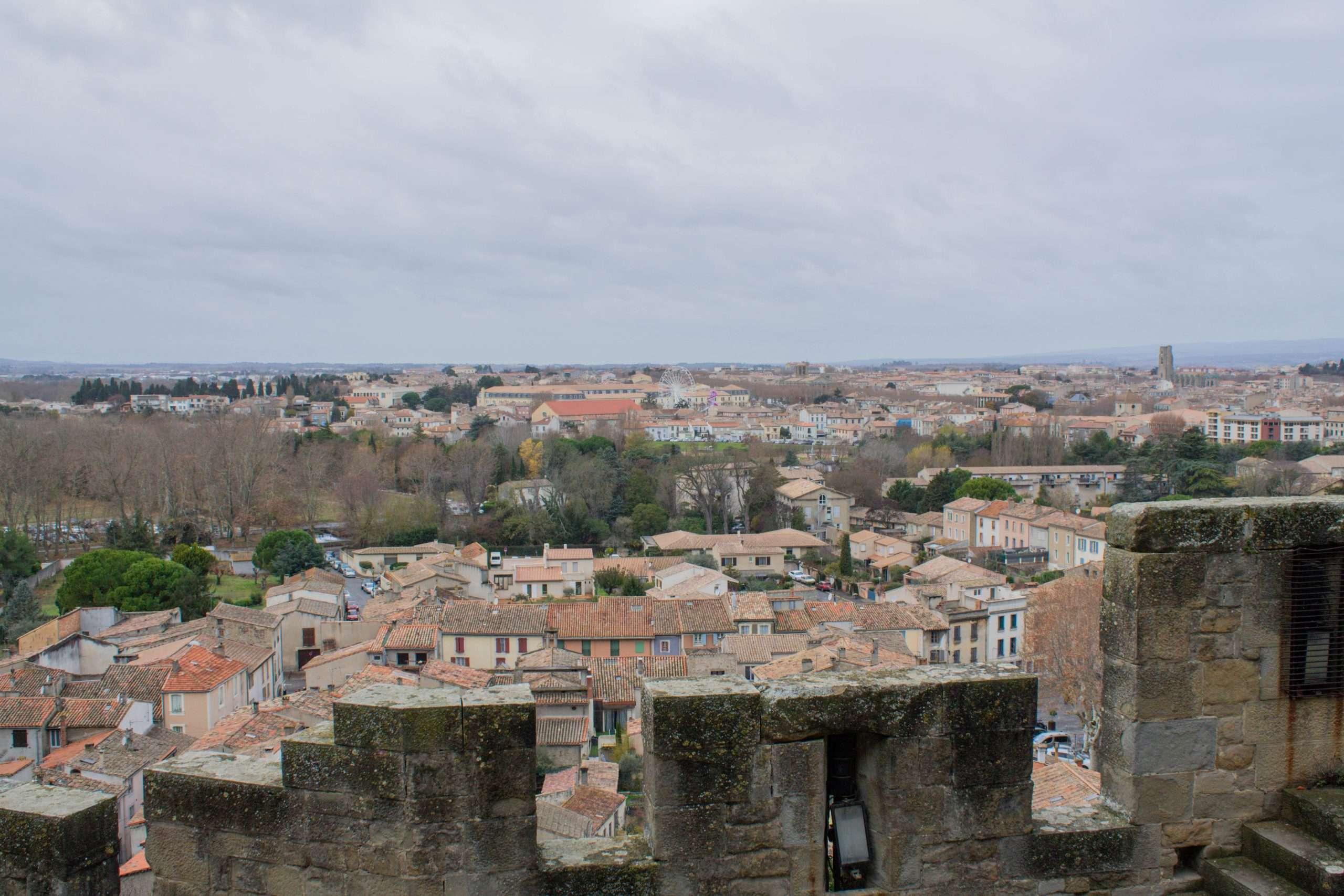 vistas de carcassonne