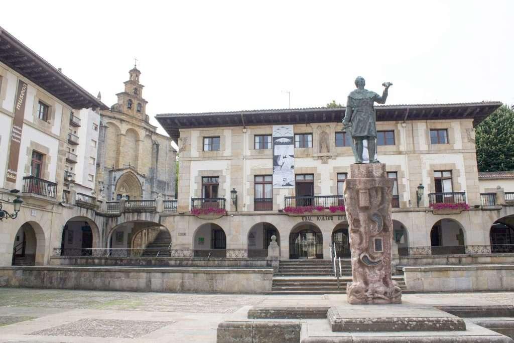 Plaza del Museo de la Paz