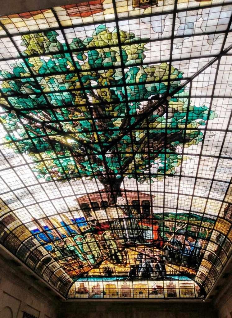 Sala de la Vidriera Guernica
